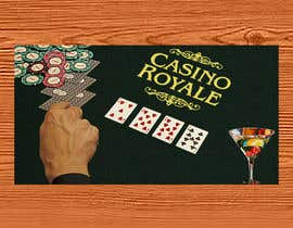 #50 for 1960s Casino FB Cover af Sabuj0