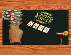 #52 for 1960s Casino FB Cover af Sabuj0