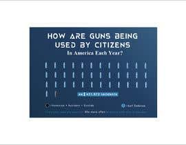 Nro 4 kilpailuun Gun Use in USA käyttäjältä WAJIDKHANTURK1