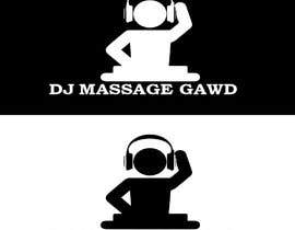 #17 for Design me a logo for a massage and dj business by khadijakhatun233