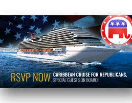"#31 for Facebook Ad Graphic for ""Duval Trump Club Caribbean Cruise"" af syedanooshxaidi9"
