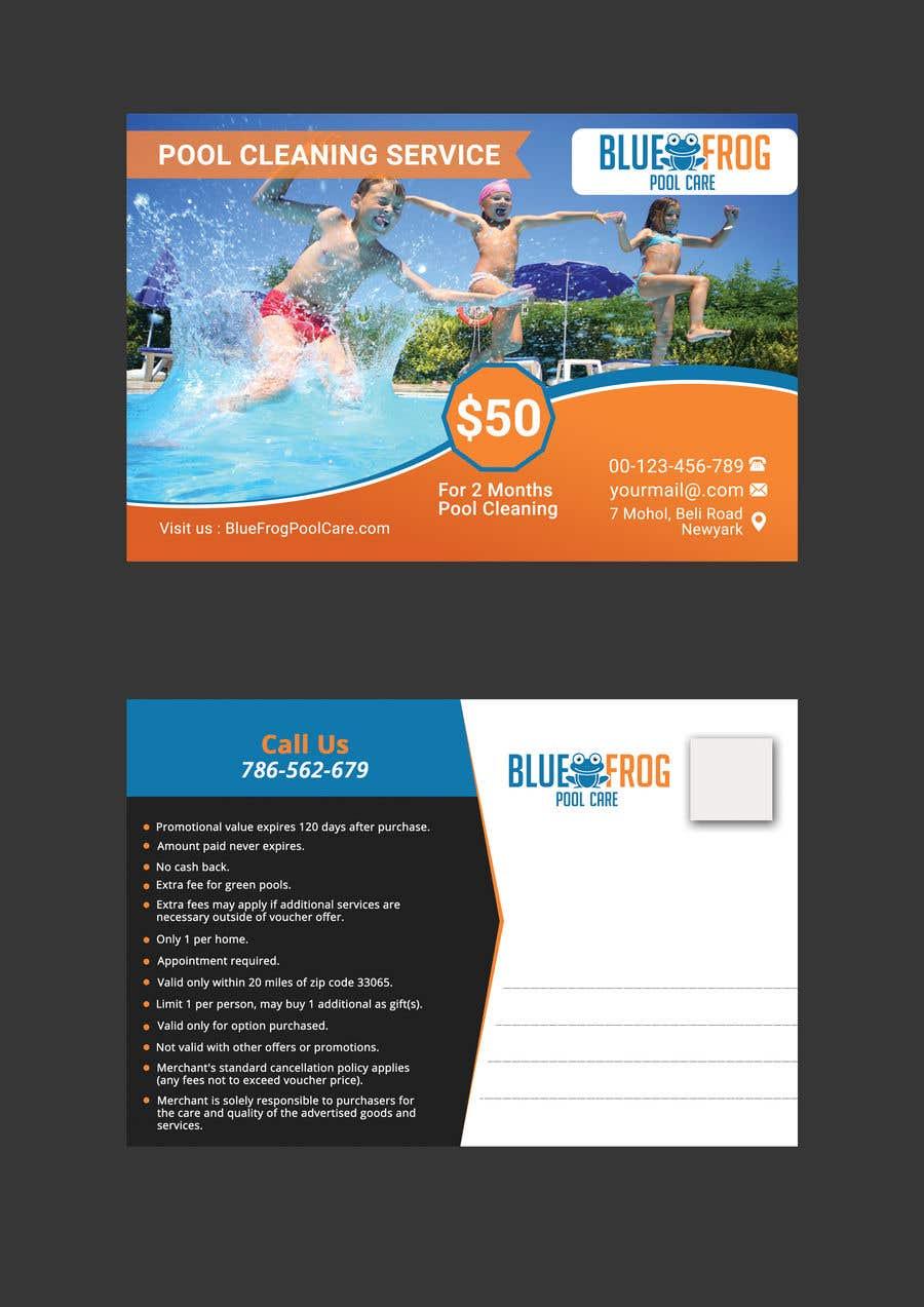 Bài tham dự cuộc thi #67 cho Pool Card Design