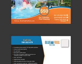 #67 для Pool Card Design от Rasel1712
