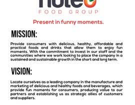 #24 cho Mission Statement/Vision Statement/Unique phrase for the company. bởi fmbocetosytrazos