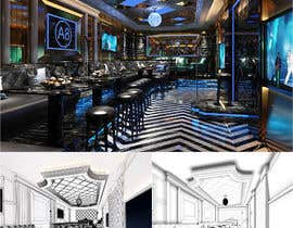 #27 for Designe, architect, interior design nightclub. af USAARTDESIGN