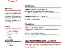 #24 for design resume (simple) by subhammalik