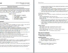 #66 for design resume (simple) by waseemtariq45