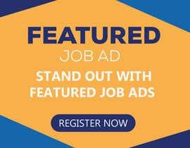 #32 untuk Ecover for Job Ad site oleh petersamajay
