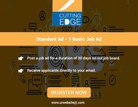 #22 untuk Ecover for Job Ad site oleh DtRahul