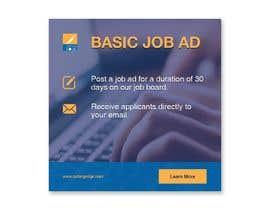 #4 untuk Ecover for Job Ad site oleh dnljhn