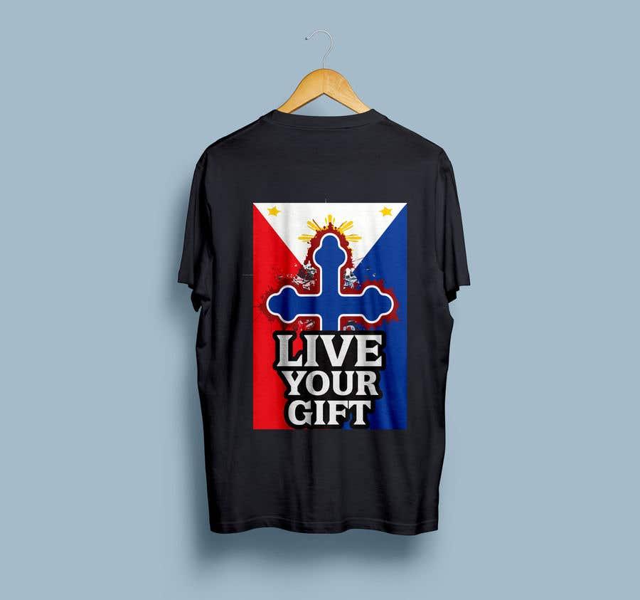 Contest Entry #286 for make a t-shirt design