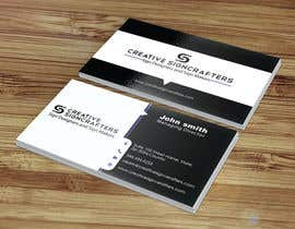 #106 cho Design some Business Cards for Creative Signcrafters bởi youart2012