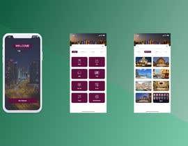 #47 untuk Ui Ux Design for a Mobile App oleh Zeinabhussinfs35