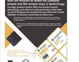 #13 untuk Create a media kit for our company oleh legalpalava