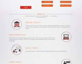 #2 untuk Build a website mockup  for  Education Institute Webiste oleh SoftlopeCreative