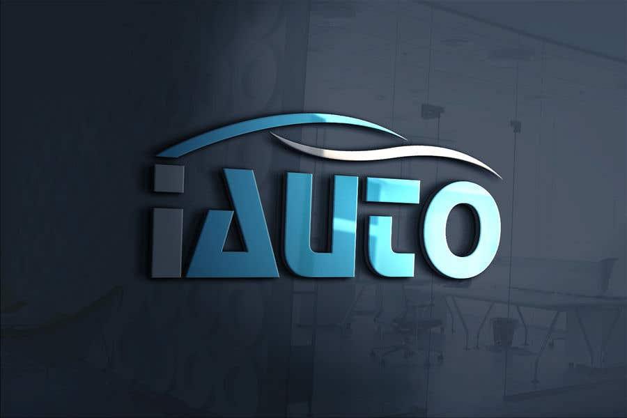 Konkurrenceindlæg #382 for iAuto Logo