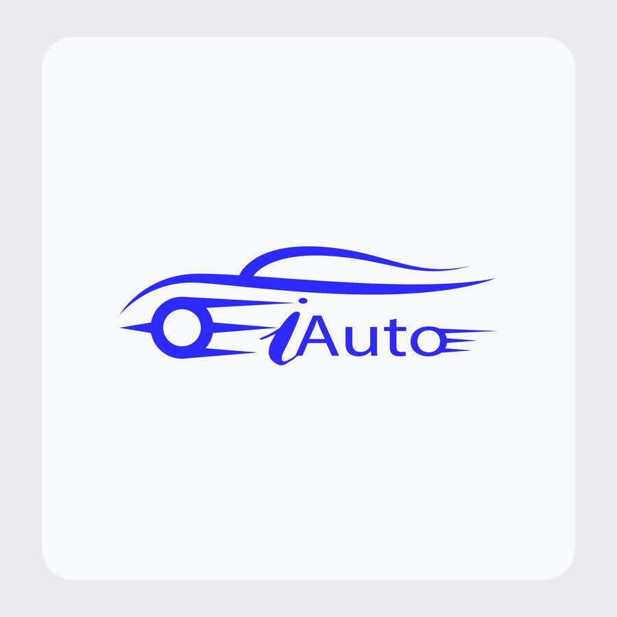 Konkurrenceindlæg #336 for iAuto Logo