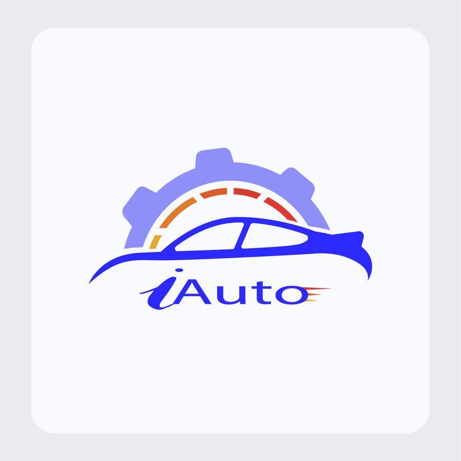 Konkurrenceindlæg #343 for iAuto Logo