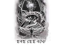 #984 for EYE SEE YOU (ALL SEEING EYE) HERU/HORUS by designermohan