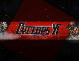 #2 untuk Make a YouTube logo and banner for my gaming channel oleh maninaidu66