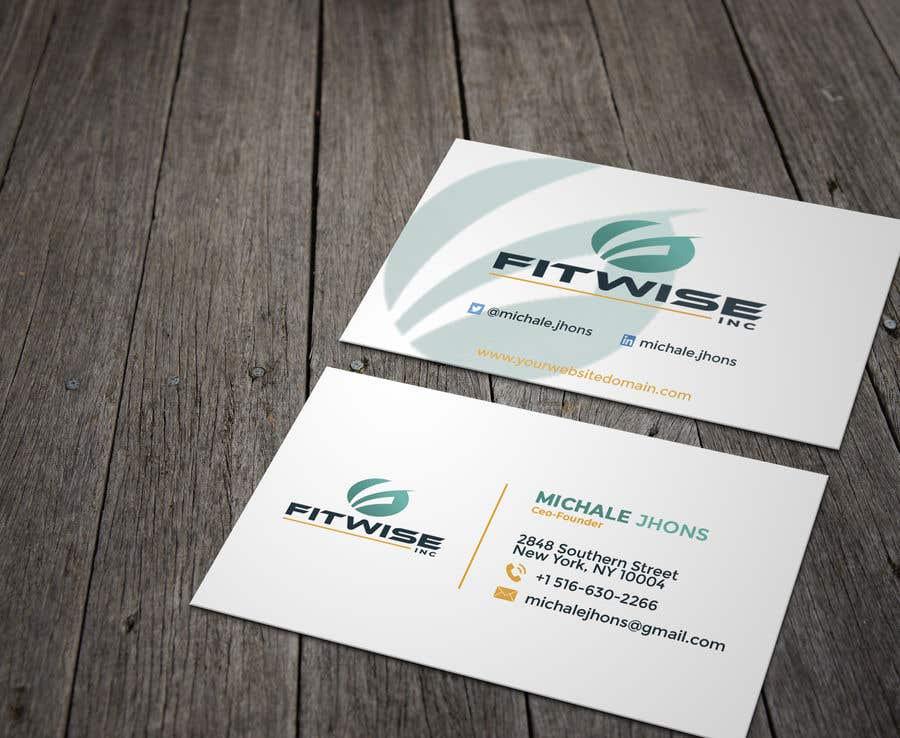 Konkurrenceindlæg #70 for Business card