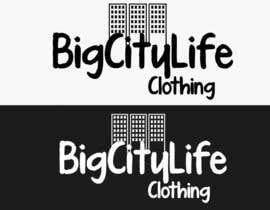 #14 for Redraw a Logo for Big City Life Clothing- Kids Online Store af emilitosajol