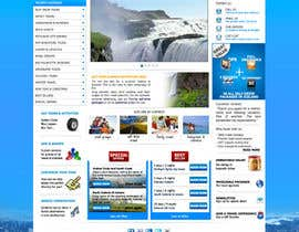 #10 pentru Website Design for Iceland self-drive tours de către chapsART