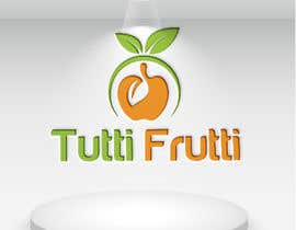 #54 for Logo design for dried fruit shop called ( tutti frutti ) .. simple and colorful  - 18/08/2019 13:11 EDT af creaMuna