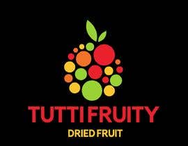 #62 for Logo design for dried fruit shop called ( tutti frutti ) .. simple and colorful  - 18/08/2019 13:11 EDT af jsensei254