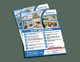 #176 cho Custom one page Professional Brochure for Real Estate Company bởi qamarkaami