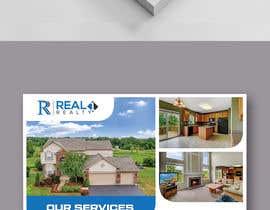 #187 untuk Custom one page Professional Brochure for Real Estate Company oleh ovizatri