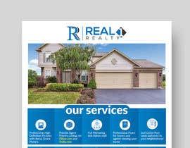 #60 untuk Custom one page Professional Brochure for Real Estate Company oleh piashm3085