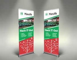 #3 for Hackathon Banner by alomgirdesigner