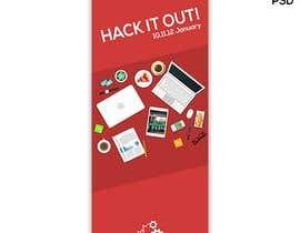 #6 for Hackathon Banner by icaglayanlar
