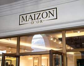 nº 235 pour Design a Logo: Maizon d'Or par EagleDesiznss