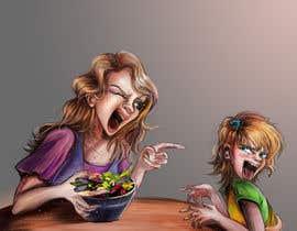 #58 untuk Children's Book Illustrations oleh SashoJay
