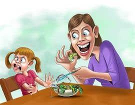 #61 untuk Children's Book Illustrations oleh AffendyIlias