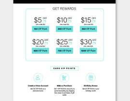 felixdidiw tarafından Create Infographics for Loyalty Rewards Program için no 8