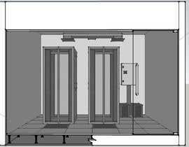 interiorsknack tarafından Create a server room 3D floorplan için no 8
