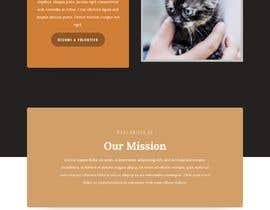 #2 для Design a Home Page Mock-up for Website от usman1430