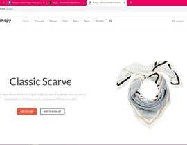 #7 для Design a Home Page Mock-up for Website от dewanashik333
