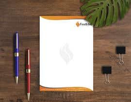 designerabdur tarafından FireBible Letterhead için no 215