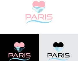 #70 para Paris Logo Design por Ripon8606