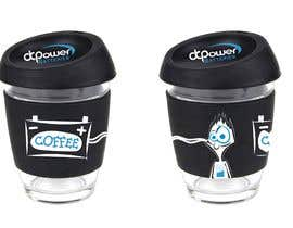 #26 para Design a branding concept for our reusable coffee cups por Leanansidhe