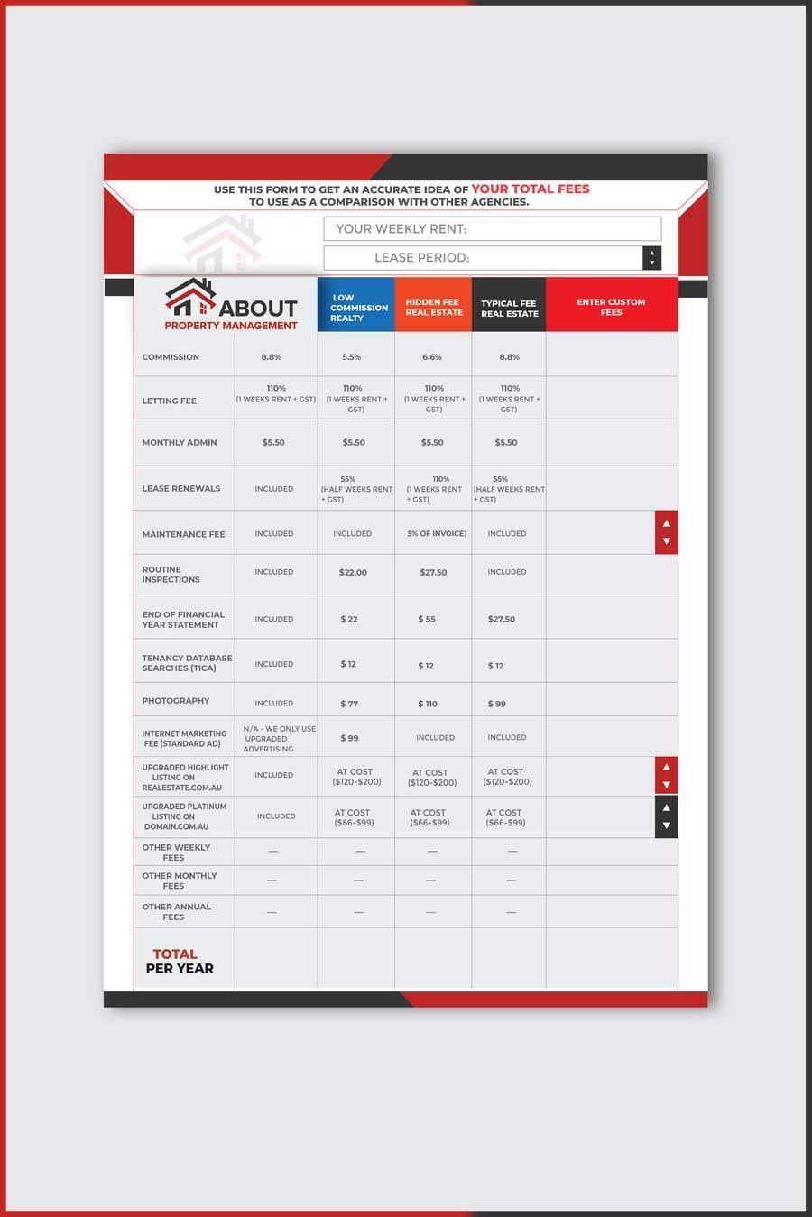 Penyertaan Peraduan #30 untuk Design a professional PDF document