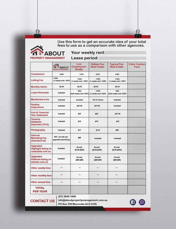 Konkurrenceindlæg #17 for Design a professional PDF document