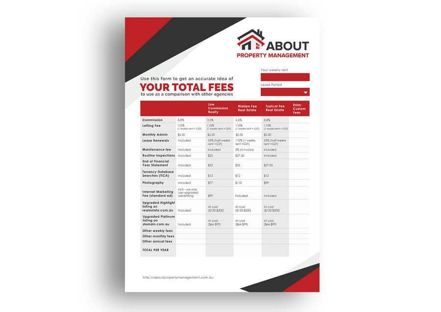 Konkurrenceindlæg #24 for Design a professional PDF document