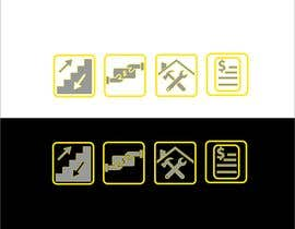 #8 for Create some easy and simple Icons (see document) by sharpe10focu