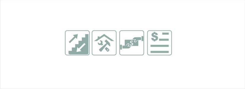 Kilpailutyö #17 kilpailussa Create some easy and simple Icons (see document)
