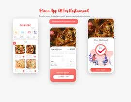#12 para Restaurant Mobile Application Prototype (look and feel only) por minhazmajumder